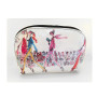 runway small cosmetic bag back